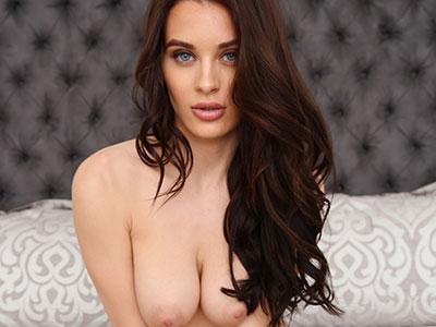 Busty Teen Lana Rhoades Nude